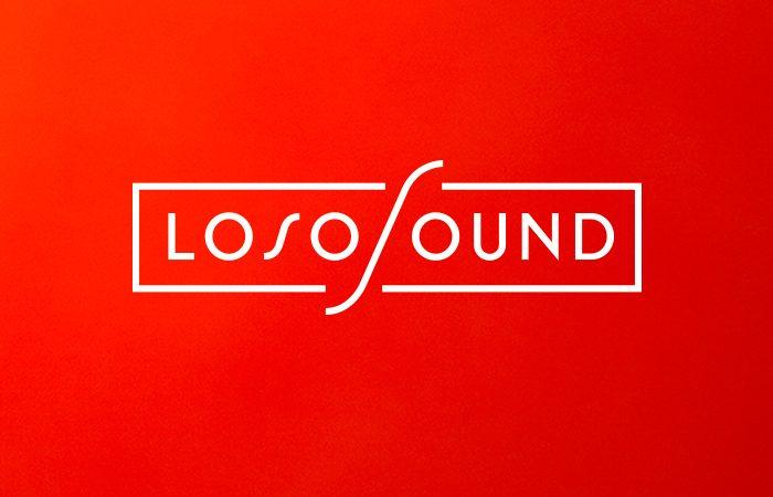 Nové logo Lososound
