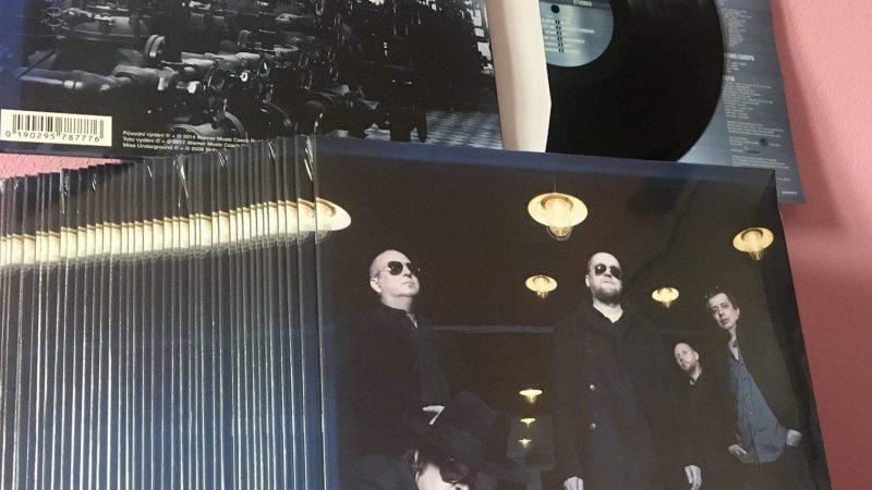 Štvorka na vinyle!