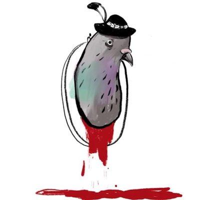 Vec – Krv na rukách
