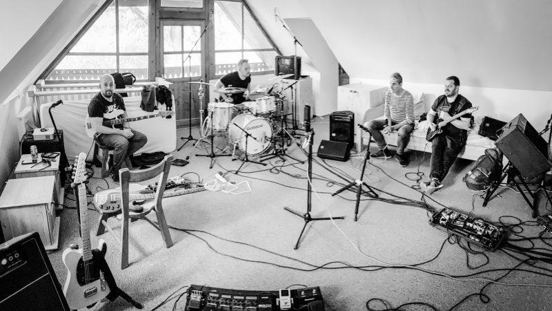 Fantastická nahrávacia session s Hviezdou  na chate v Hodruši je za nami.