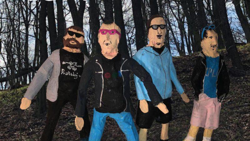 Nový album Saténových rúk sa volá LOM